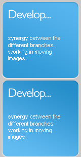 Develop synergy between the different branches working in moving images